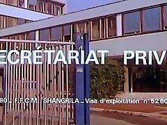 Secretariat prive