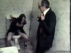 Plumbing on the bathroom floor