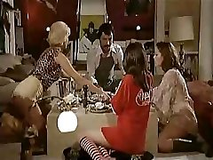 Retro French Pornography With The Nurse Brigitte