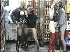 Old-school german fetish video FL 7