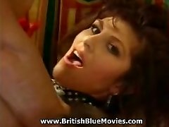 Gilly Sampson -British Retro Latex Hardcore
