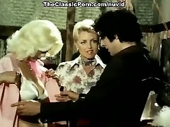 Juliet Anderson, John Holmes, Jamie Gillis in classical tear up
