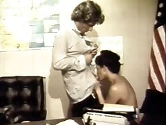 Vintage: Classic Office Lovemaking