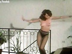Claudia Cavalcanti naked and Alexandra Delli Colli bare