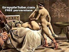 vintage retro clasic sex fara preludiu arta