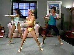 asta's - vintage antrenament de fitness sex fara preludiu video