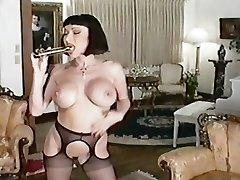 doamna fatale și ei vibrator
