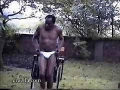 Vintage Cruel Mistresses hit their lowly domestic slaves