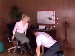 Amazing unexperienced Fetish, Office adult movie