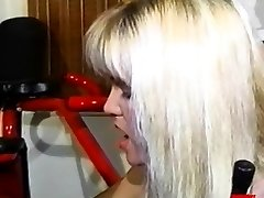 Busty enema dykes toying asses and cootchies in threeway