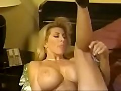 Summer Cummins Sky Blue Classical Busty Lesbos Strapon Fuck