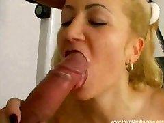 Sex At The European Gym