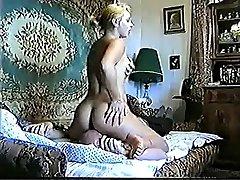 Russian lady Felichita queening