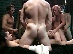 Tracey Adams Gang-fuck