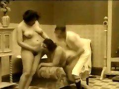 부는 복고풍 포르노 영상-londonlad
