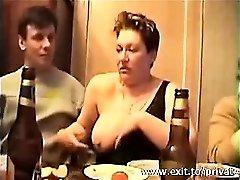 Cumming in jaws Busty Swinger Sonja