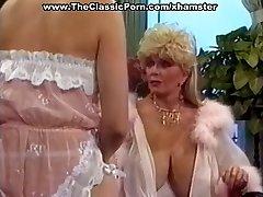섹시한 복고 여자 각질 유혹