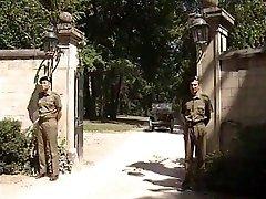 Lisa Crawford- Soldiers plumb the G�n�ral Wifey