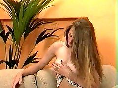 Cute teasing amatuer vintage hairy pussy teen