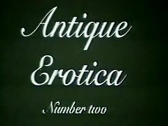 Antique 1950's 1960's Authentic Vintage Erotica 2 xLx