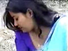 desi - bengálsky manželka vintage domáce video