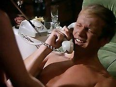 Vintage duitse Porno met Sigaret Houder Roken
