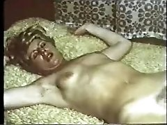Svensk retro Moden Mamma fistet