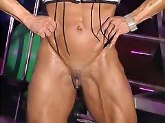 Greatest homemade Fetish, Muscular Women porn scene