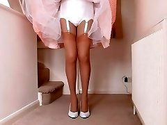 retro šaty a spodné prádlo, zväzok 4