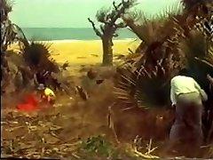Naakt Strand - Vintage-Afrikaanse BBC Sex