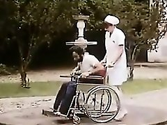 Unshaved Nurse And A Patient Having Hook-up
