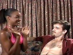 Youthful Ebony Sinnamon Love and Michael J Cox