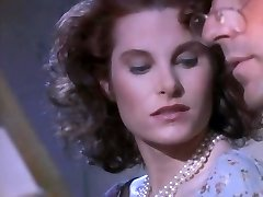 PIANO LEKSJON - vintage-pert rødhårete fantasy