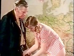 Vintage Old Man Pummel in Cabaret