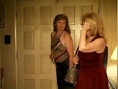 Old-school Hot Mature Cougars Foursome