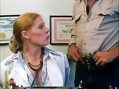 Classic porn video showing super-steamy MILF having sex