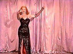 HET UIT - vintage nylons striptease kousen