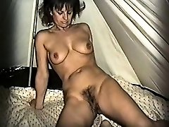 Yvonne unshaved snatch compilation Lorraine from 1fuckdatecom