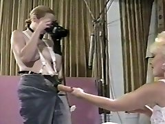 Tiffany & Susan - Vintage Girly-girl Strapon