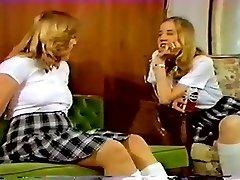 Girl-girl sean from the movie Peach Fuss