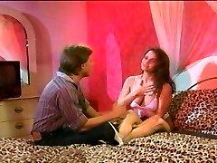 Romantic vintage bedroom pound