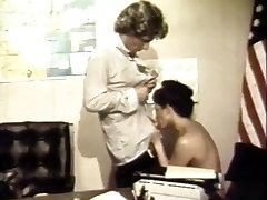 Vintage: Old-school Office Sex