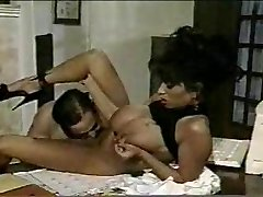 Heather Lee And Mike Horner - Office Hump