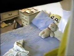 Hidden Cam Guest Bedroom Orgasm Classical
