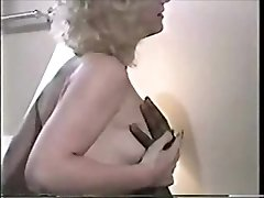 Retro cuckold flick wife and two Bbc