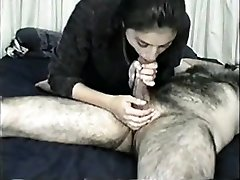 Amateur milf blow-job compilation first time