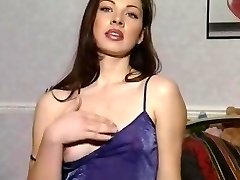 Crazy Hairy, Masturbation porn scene