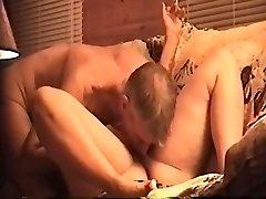 Exotic Wifey, Voyeur sex scene