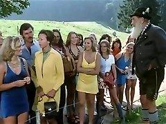 1974 जर्मन अश्लील क्लासिक के साथ अद्भुत सौंदर्य - रूसी ऑडियो