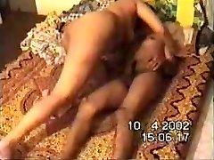Vintage video of srilankan couple
